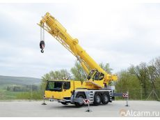 Аренда автокрана 60 тонн, LIEBHERR LTM 1060