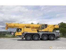 Автокран 70 тонн, LIEBHERR LTM 1070 круглосуточно