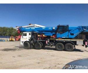 Услуги автокрана 40 тонн