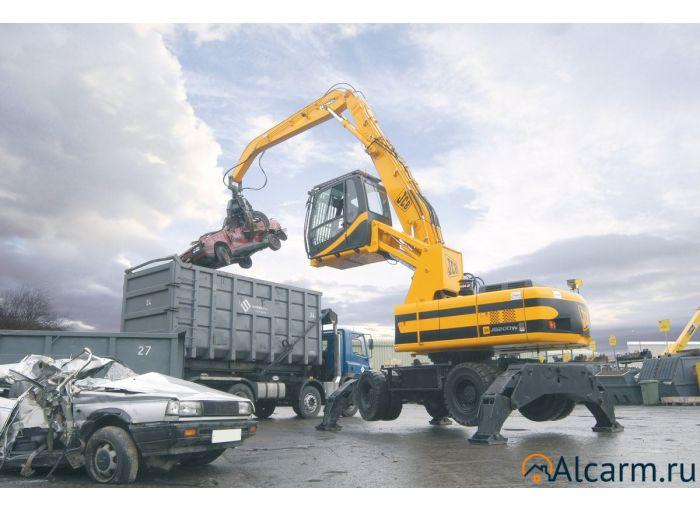 Аренда колесного экскаватора JCB 200