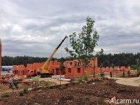 Строительство поселка «Домодедово Таун»