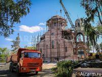Строительство Армянского Храма (2007-2010)