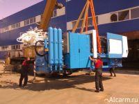 Монтаж оборудования в цехах