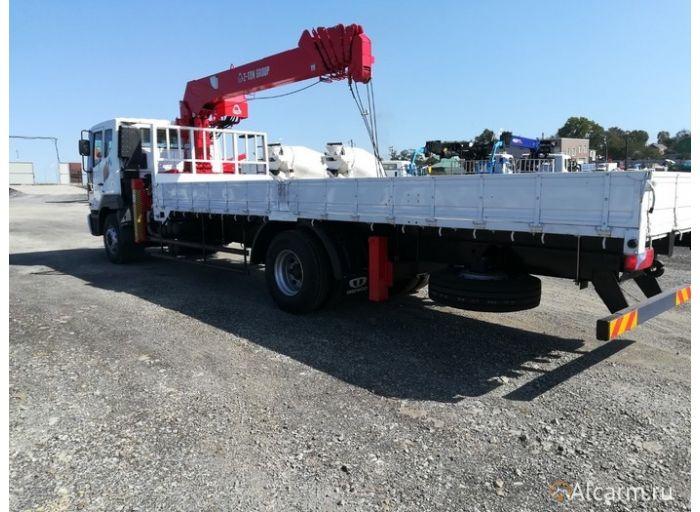 Аренда манипулятора 8 тонн, Daewoo с КМУ ATOM 876