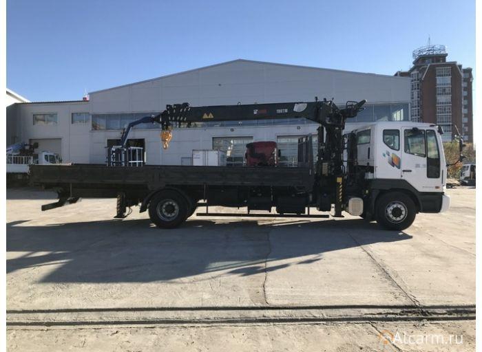 Аренда манипулятора 8 тонн, Daewoo с КМУ HIAB 190TM