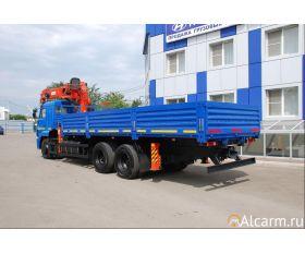 Кран манипулятор 10 тонн, Камаз 65117-2 круглосуточно